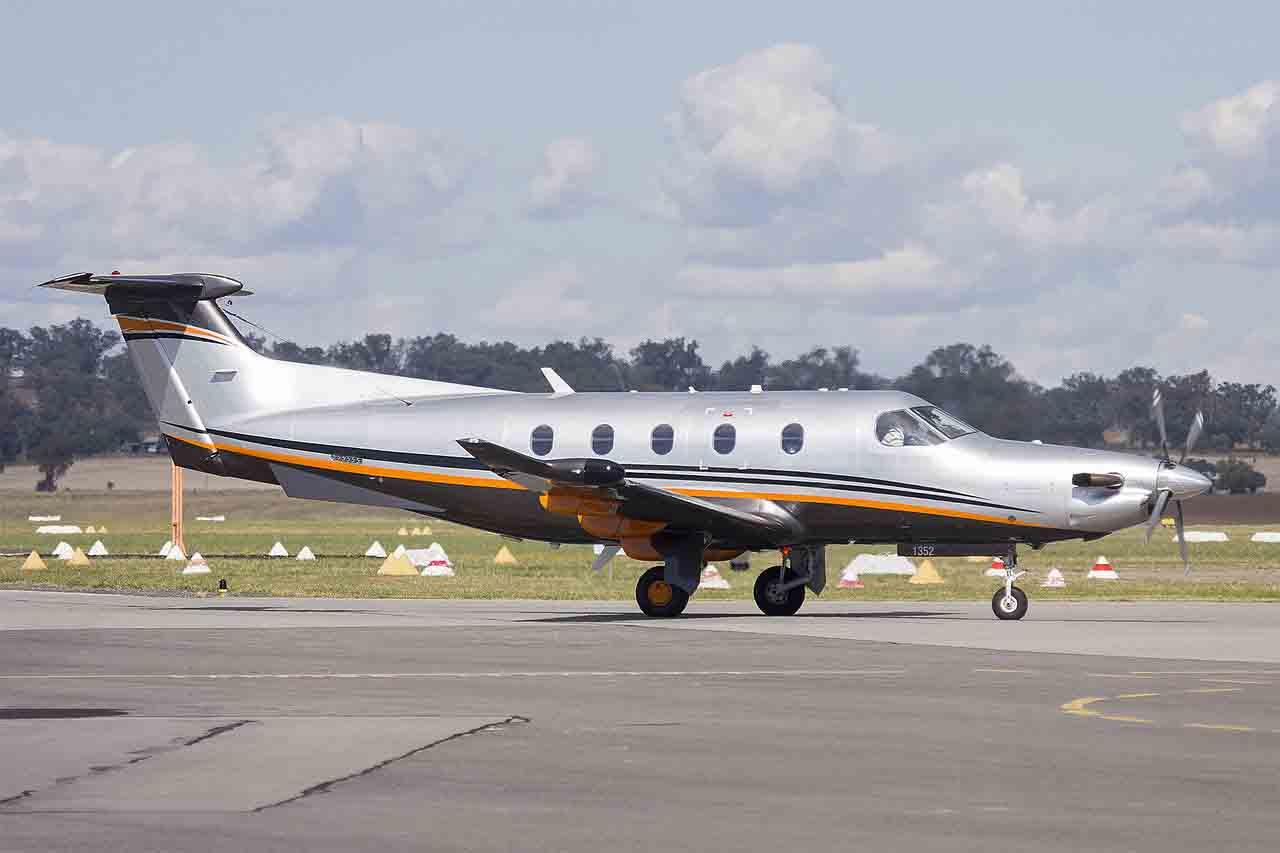 Pilatus PC-12NG Jet