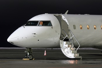 Heavy Private Jets