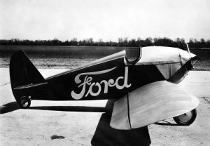 Ford -Automobile Manufacturers That Produce Aircraft