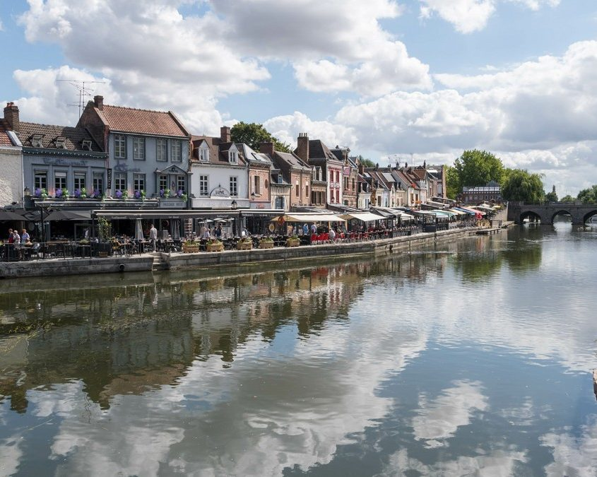 Amiens, France Private Jet Charter