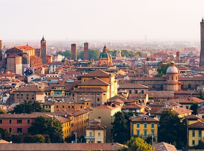Bologna, Italy Private Jet Charter