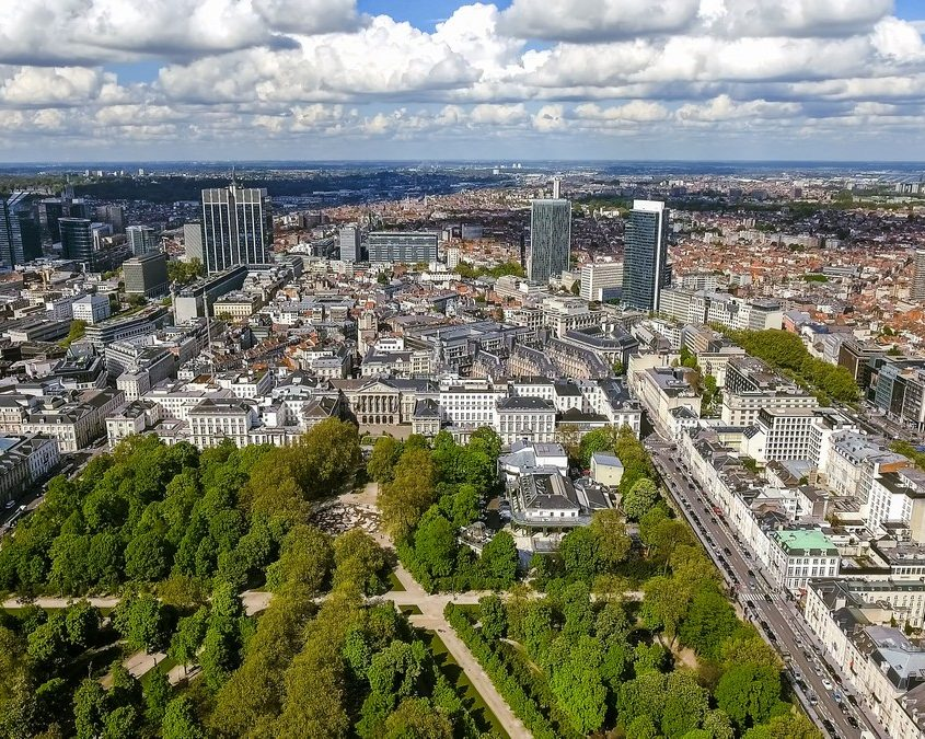 Brussels, Belgium Private Jet Charter