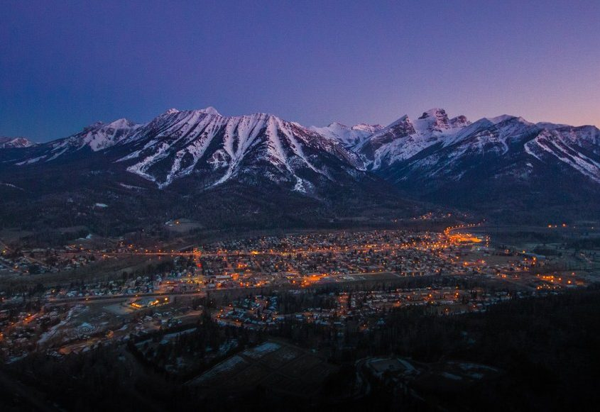 Fernie Private Jet And Air Charter Flights