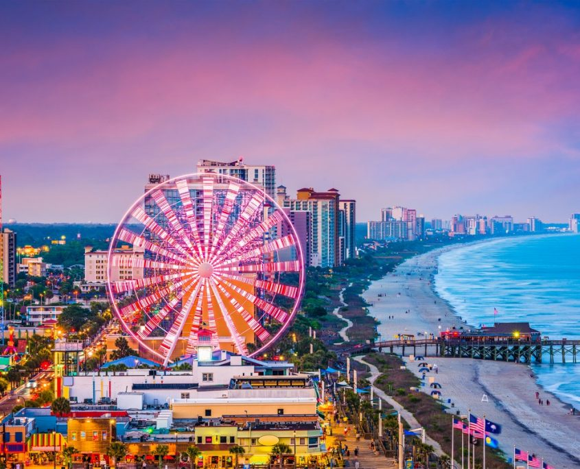 Myrtle Beach Private Jet Charter