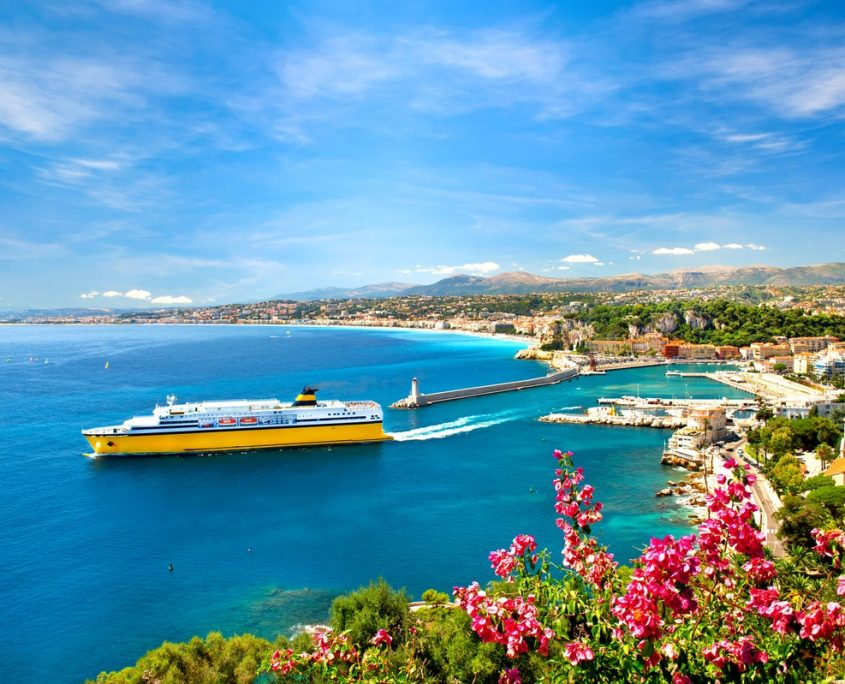 Nice, France Private Jet Charter