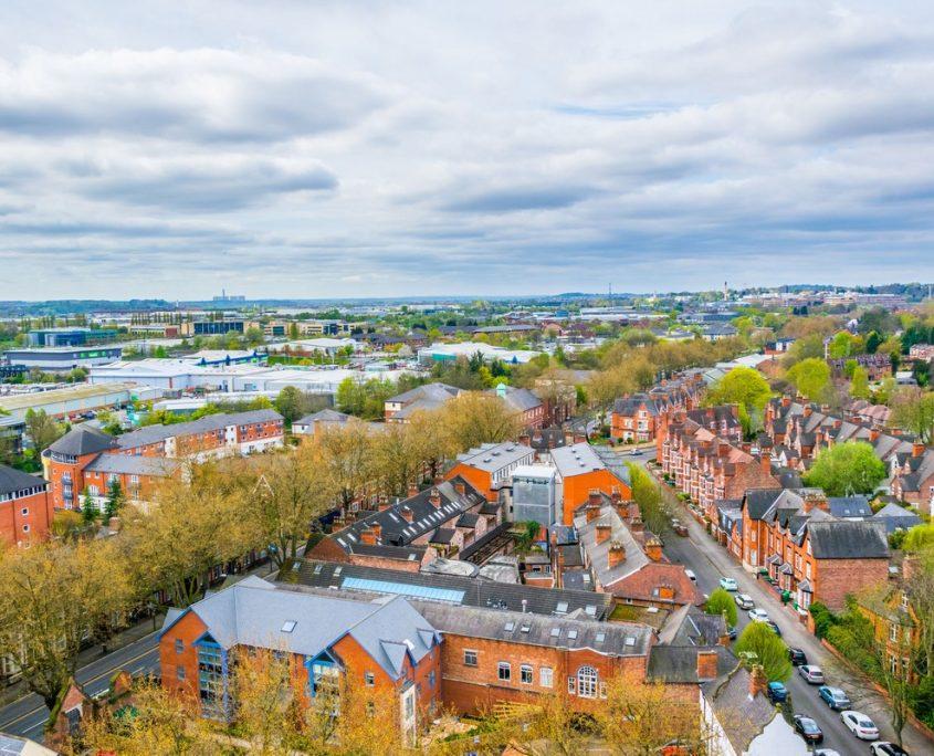 Nottingham, UK Private Jet Charter