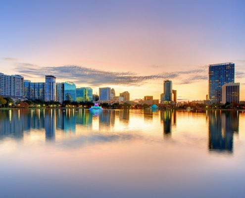 Orlando Private Jet and Air Charter Flights