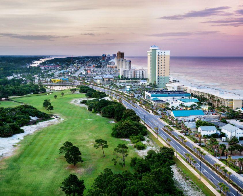 Panama City, FL Private Jet Charter