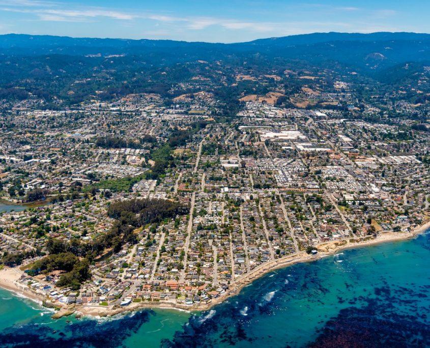 Santa Cruz Private Jet Charter