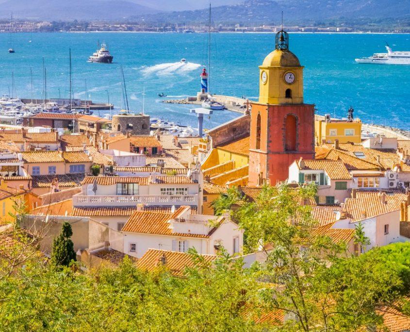 St Tropez, France Private Jet Charter