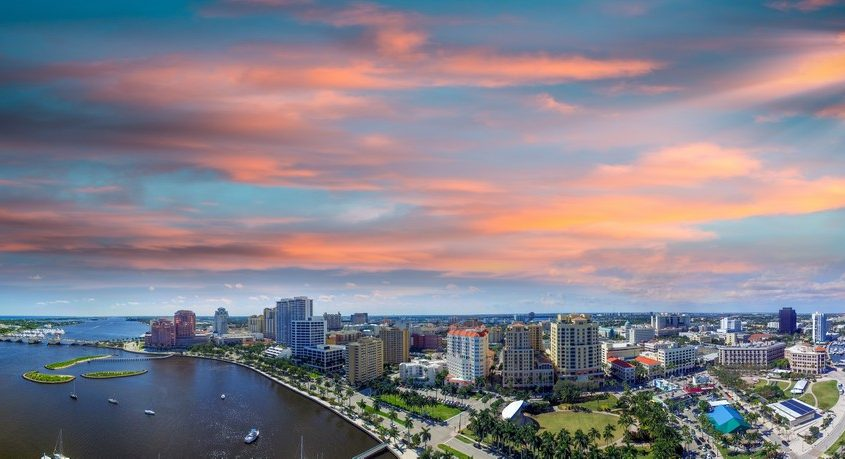 West Palm Beach Private Jet Charter