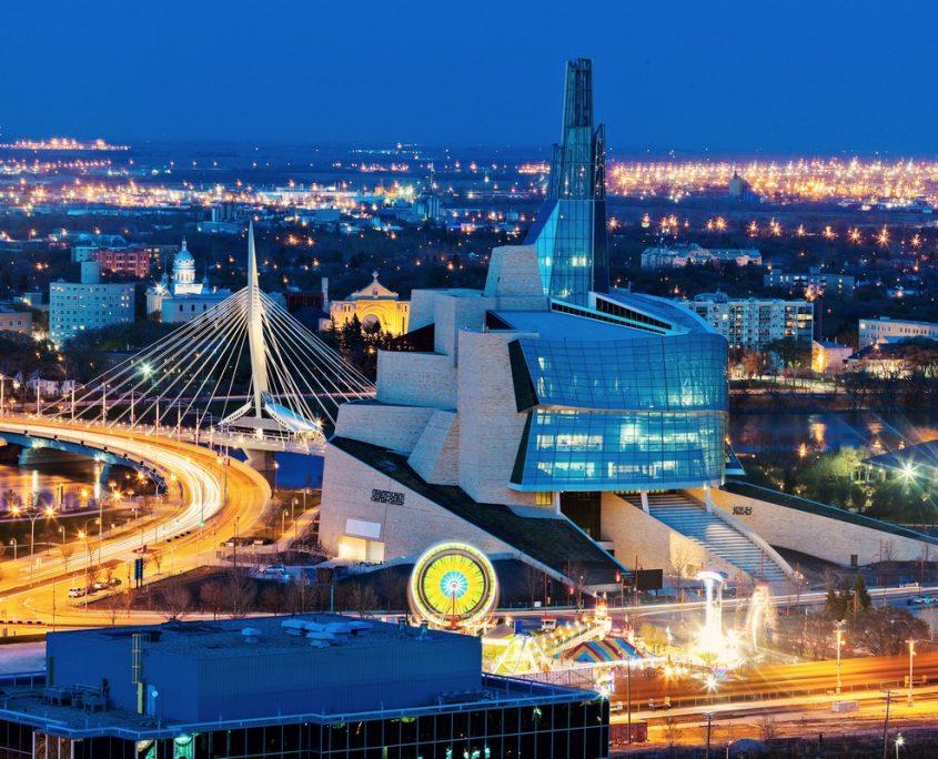 Winnipeg Private Jet Charter