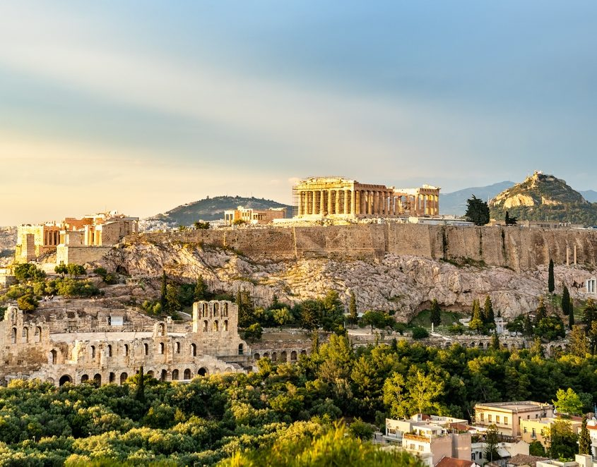 Athens Private Jet Charter