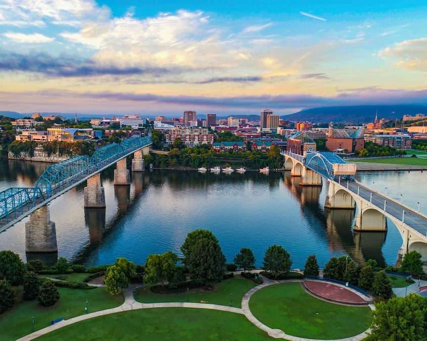 Chattanooga Private Jet Charter