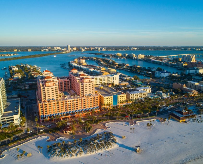 Clearwater Private Jet Charter