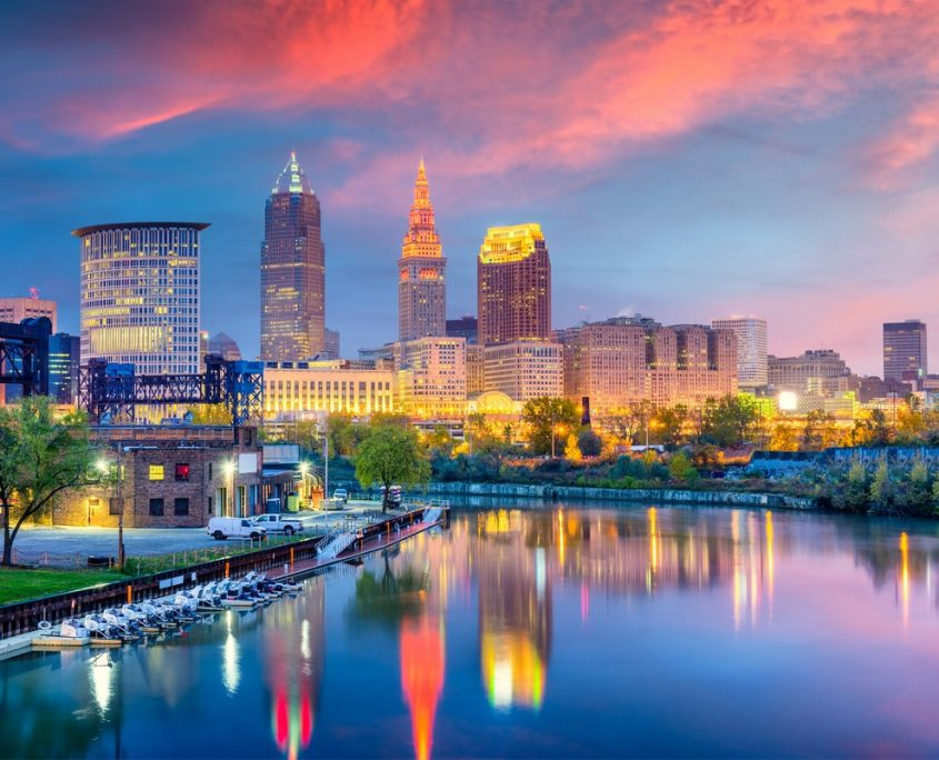 Cleveland Private Jet Charter