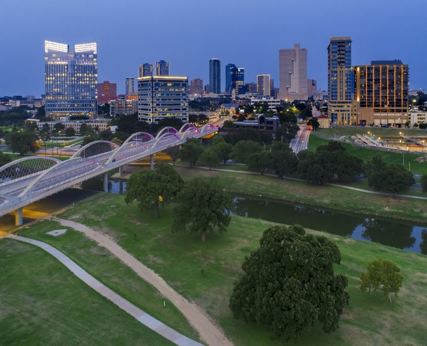 Fort Worth Private Jet Charter