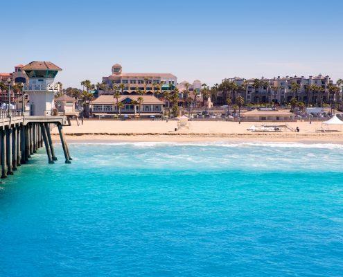 Huntington Beach Private Jet Charter