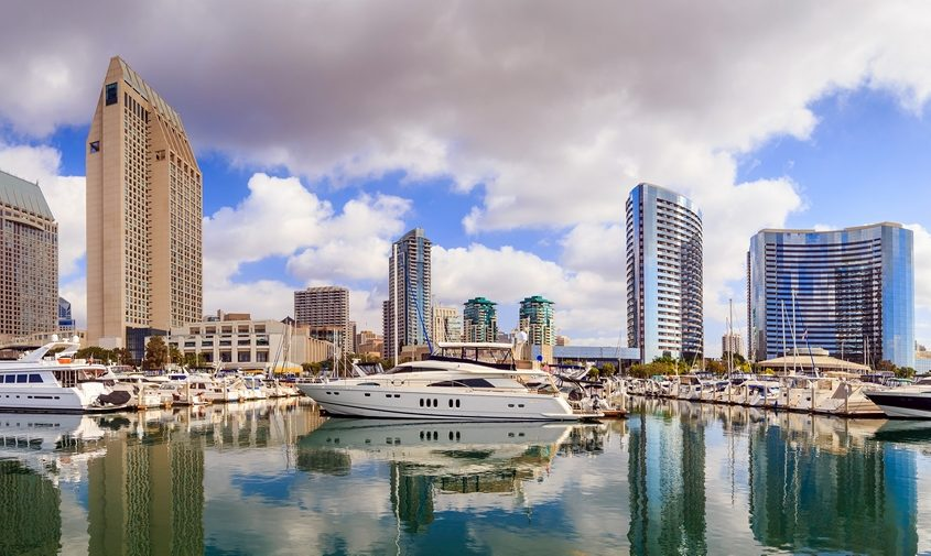 San Diego Private Jet Charter