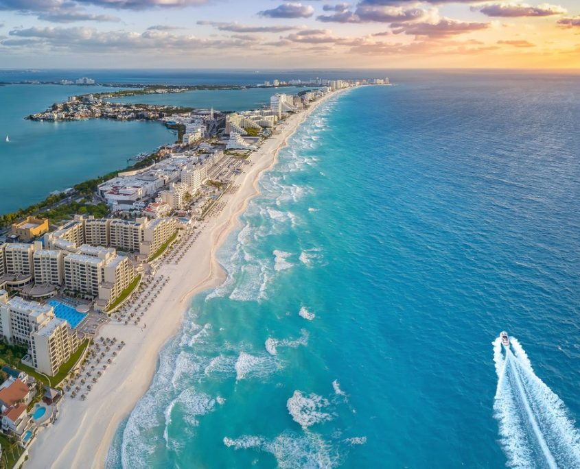 Cancun, Mexico Private Jet Charter