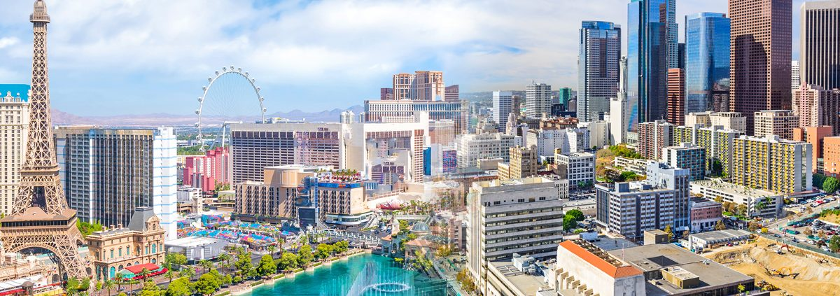 Private Jet Charter Las Vegas to Los Angeles