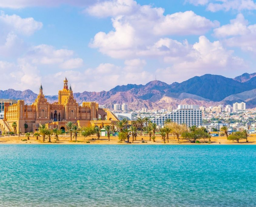 Eilat Private Jet Charter