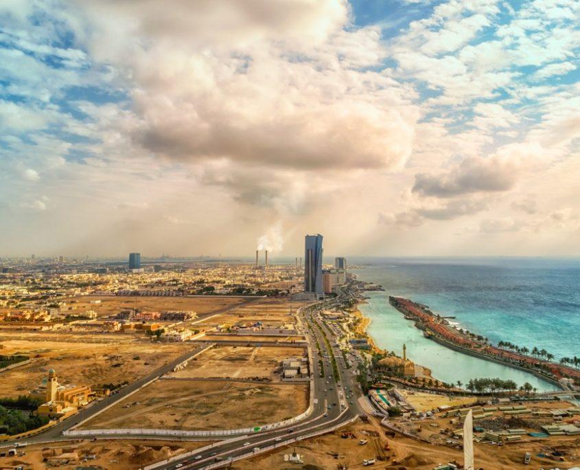 Jeddah Private Jet Charter