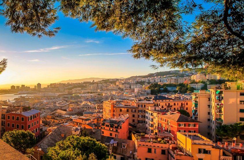 Genoa, Italy Private Jet Charter