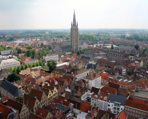 Bruges Private Jet Charter