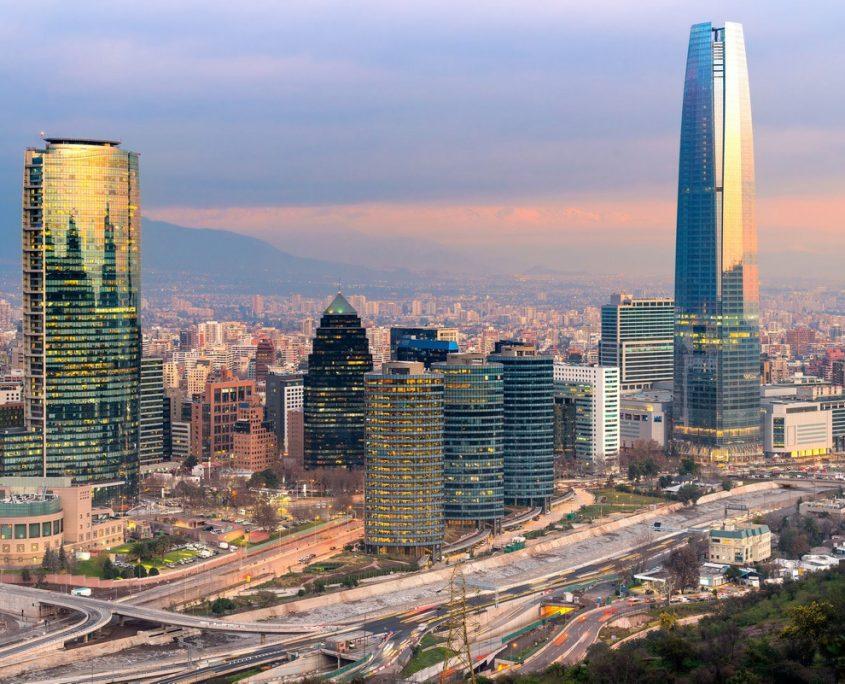 Santiago, Chile Private Jet Charter