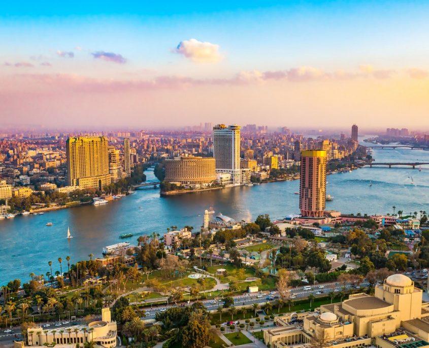 Cairo Private Jet Charter