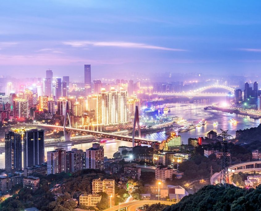 Chongqing Private Jet Charter