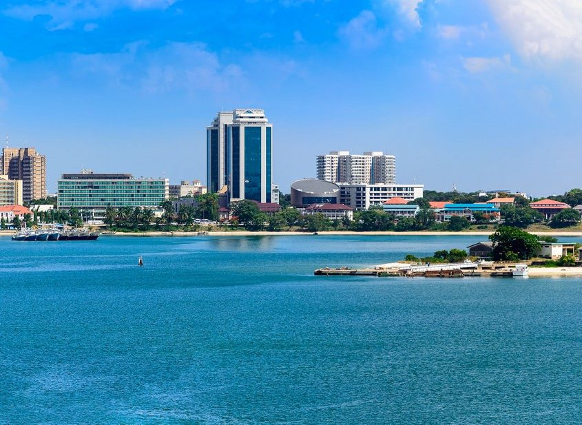 Dar es Salaam Private Jet Charter