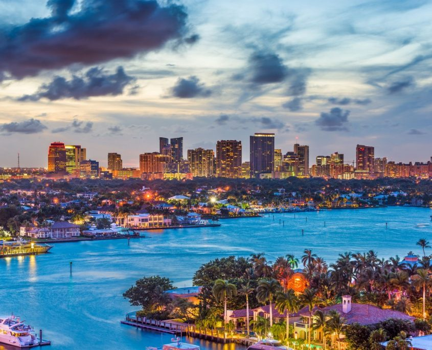 Fort Lauderdale Private Jet Charter