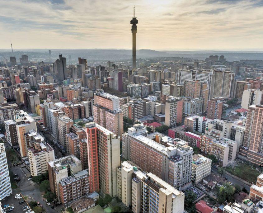 Johannesburg Private Jet Charter