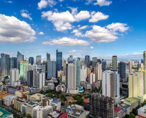 Manila Private Jet Charter