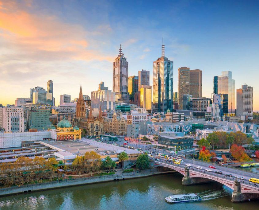 Melbourne Private Jet Charter