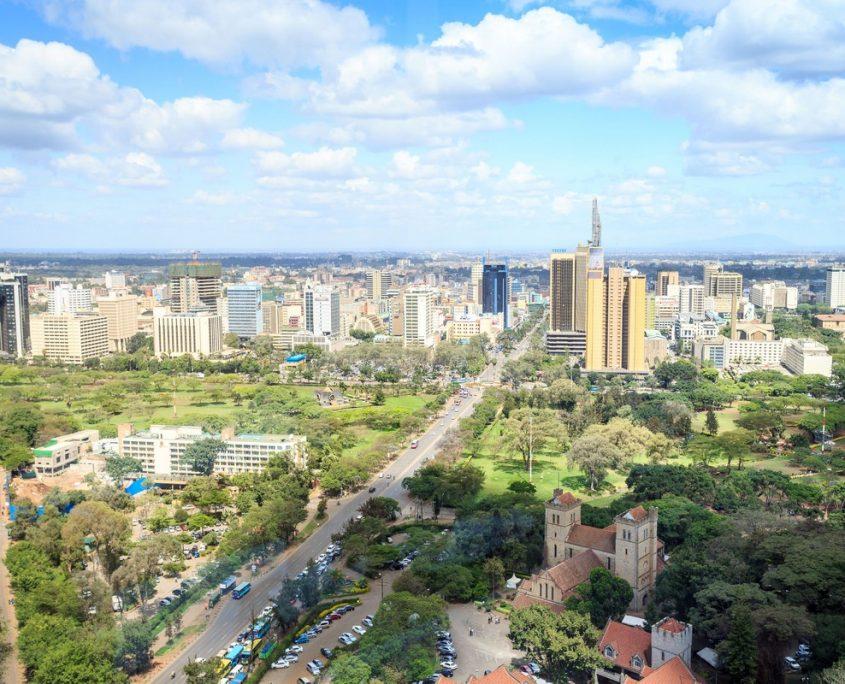 Nairobi Private Jet Charter
