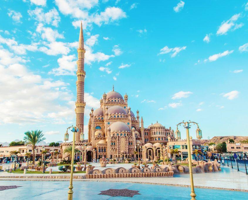 Sharm el-Sheikh Private Jet Charter