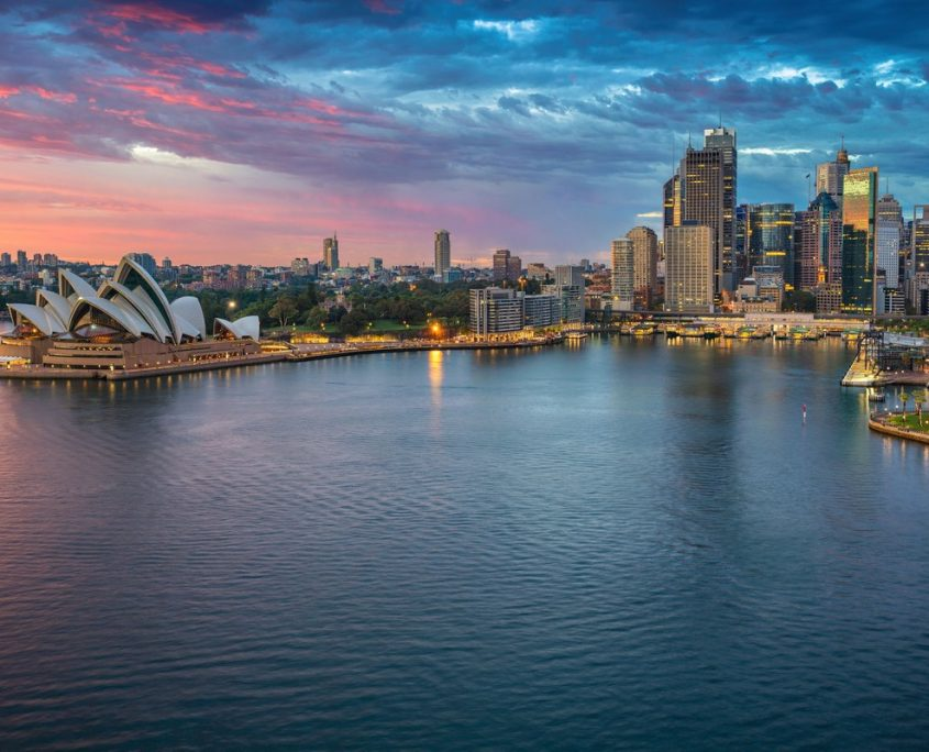 Sydney Private Jet Charter